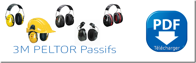 3M PELTOR - Casques Passifs